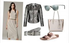 Metallic- Look