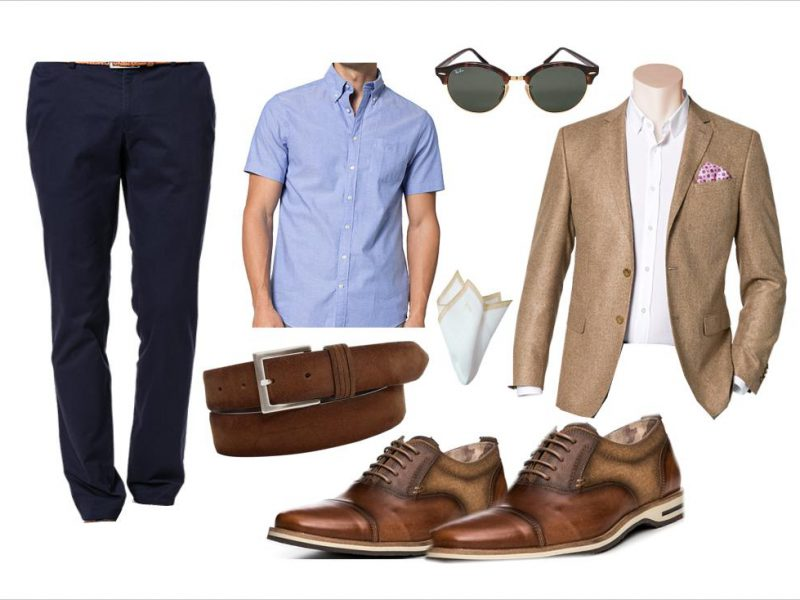 Outfit für Sommerevent