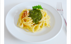 Petersilien-Nuss-Pesto