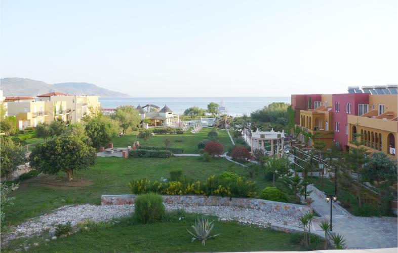 Orpheas Resort in Kavros auf Kreta.