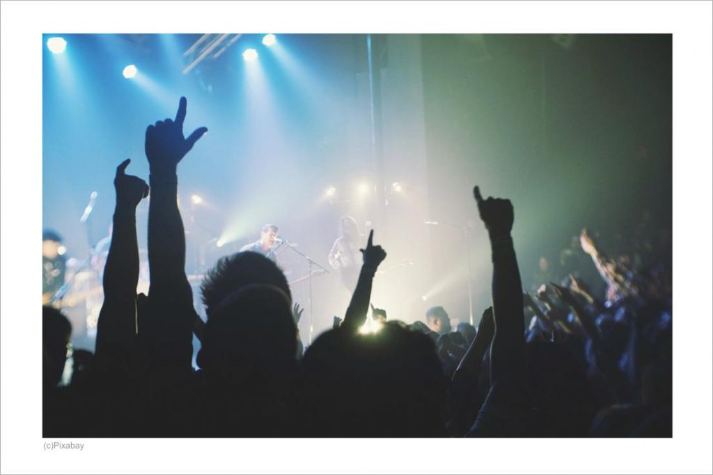 Rock & Pop, Rockkonzert