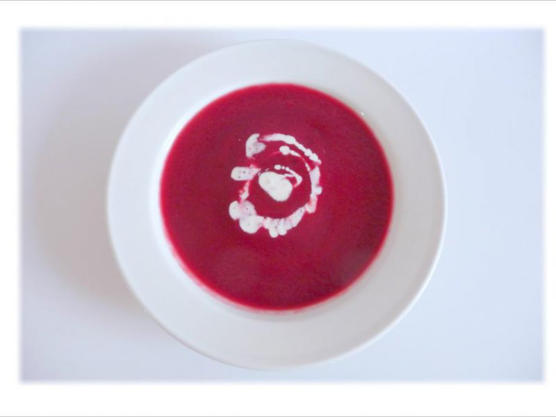 Rezept Rote Beete Suppe