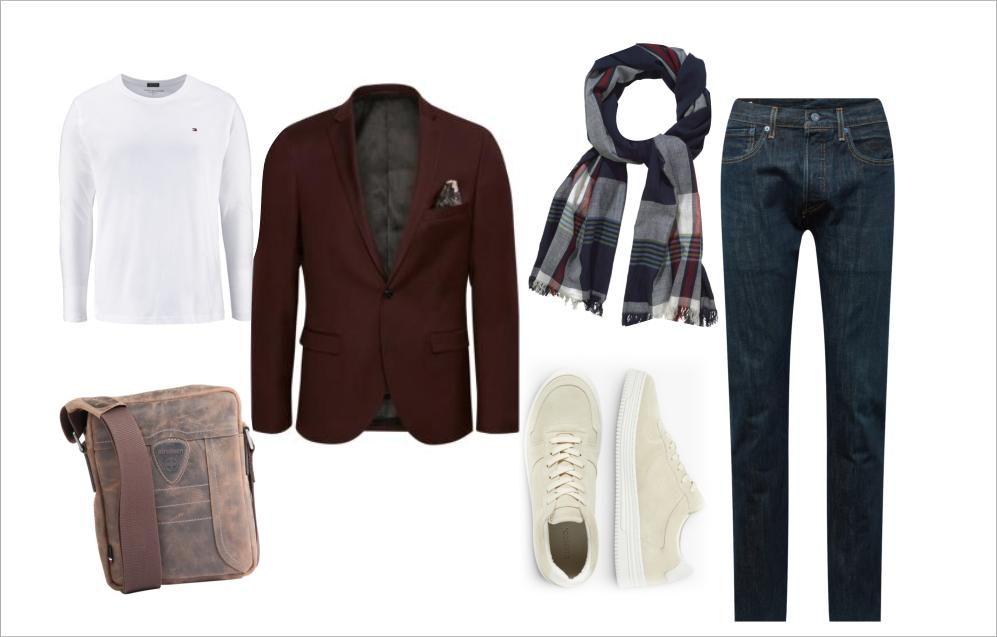 Herren Outfit Mit Stil in die City